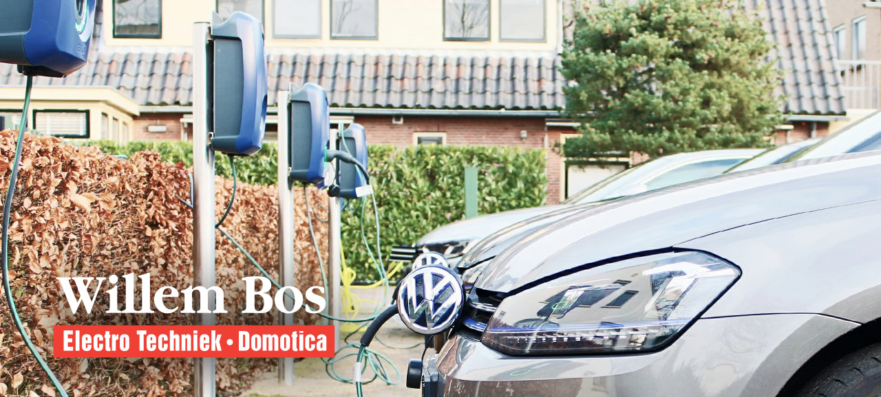 Laadpaal aanvragen elektrische auto ETB Willem Bos Someren - Helmond