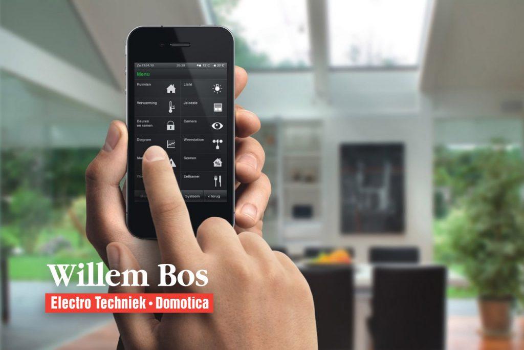 Maak je huis slimmer met domotica van ETB Willem Bos Someren